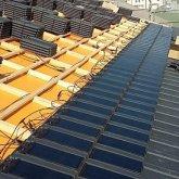 Montage Tuiles photovoltaïques