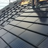 Tuile photovoltaïque Gasser FIT 45