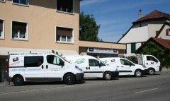 Chapuisat SA est une PME active dans le domaine de la ferblanterie et couverture: