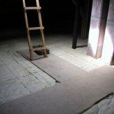Isolation de comble accès en toiture